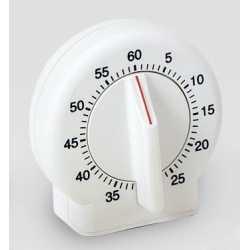 Minuteur 60 minutes 7x5cm