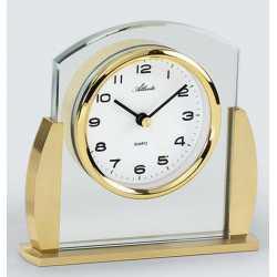 Pendule de Table Quartz 13.5x13cm