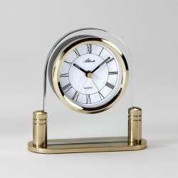 Pendule de Table Quartz 11.5x11cm