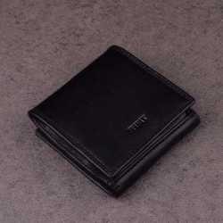 Porte-Monnaie pochette en cuir véritable spirit 8x8.5x2.5cm