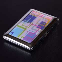 Porte-carte Inox